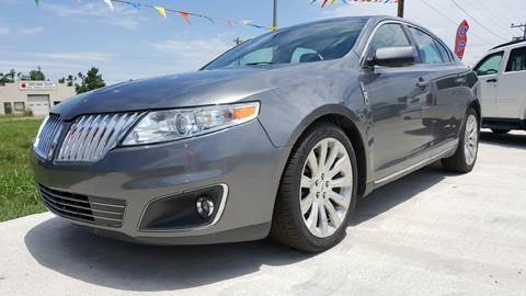 2011 Lincoln MKS for sale in Great Bend, KS