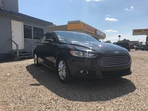 2013 Ford Fusion for sale in Great Bend, KS