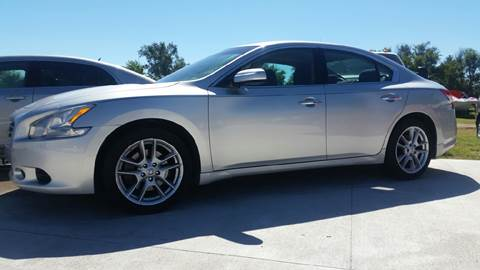 2009 Nissan Maxima for sale in Great Bend, KS
