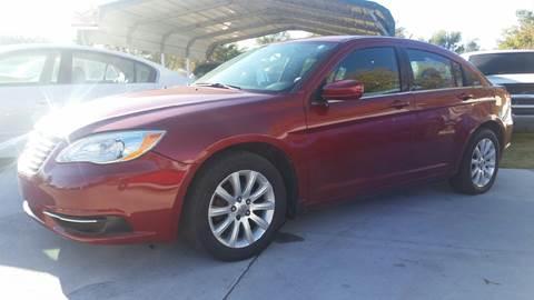 2013 Chrysler 200 for sale in Great Bend, KS