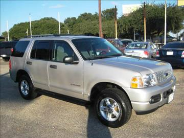 2004 Ford Explorer for sale in Austin, TX