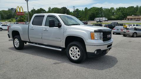 2011 GMC Sierra 2500HD for sale in Winfield, AL