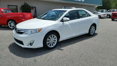 2014 Toyota Camry for sale in Winfield, AL