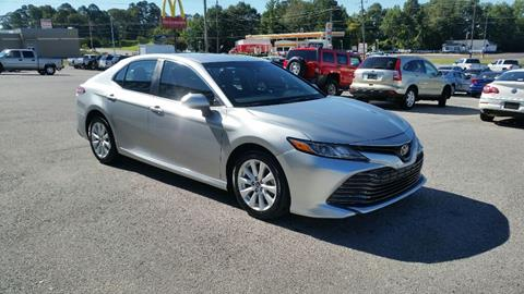 2018 Toyota Camry for sale in Winfield, AL