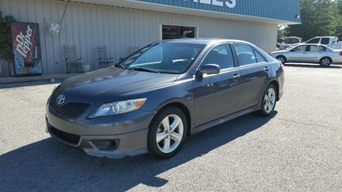 2011 Toyota Camry for sale in Winfield, AL