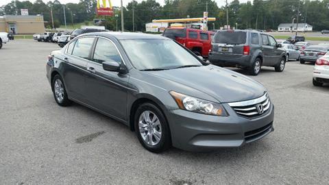 2012 Honda Accord for sale in Winfield, AL