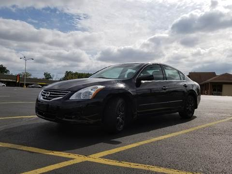 2012 Nissan Altima for sale in Reynoldsburg, OH