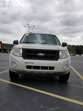 2008 Ford Escape for sale in Reynoldsburg, OH
