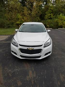 2014 Chevrolet Malibu for sale in Reynoldsburg, OH