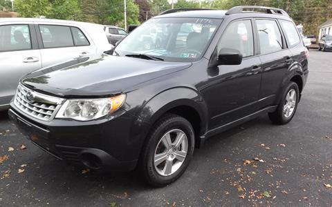 2013 Subaru Forester for sale in Muncy, PA