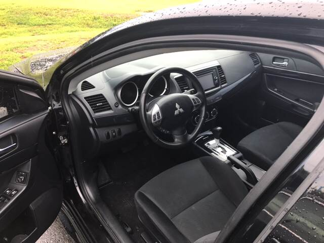 2014 Mitsubishi Lancer GT 4dr Sedan CVT - Foley AL