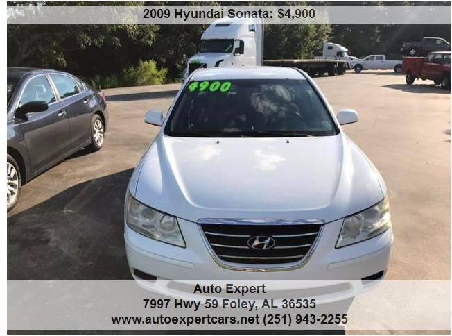 2009 Hyundai Sonata GLS 4dr Sedan - Foley AL