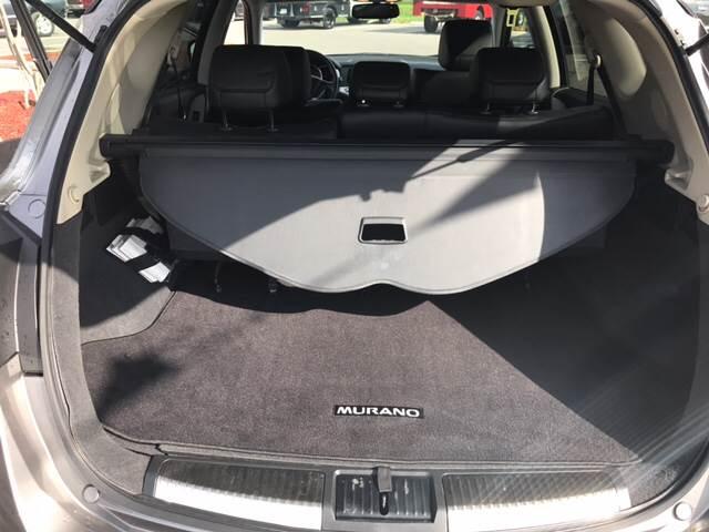 2010 Nissan Murano SL 4dr SUV - Foley AL