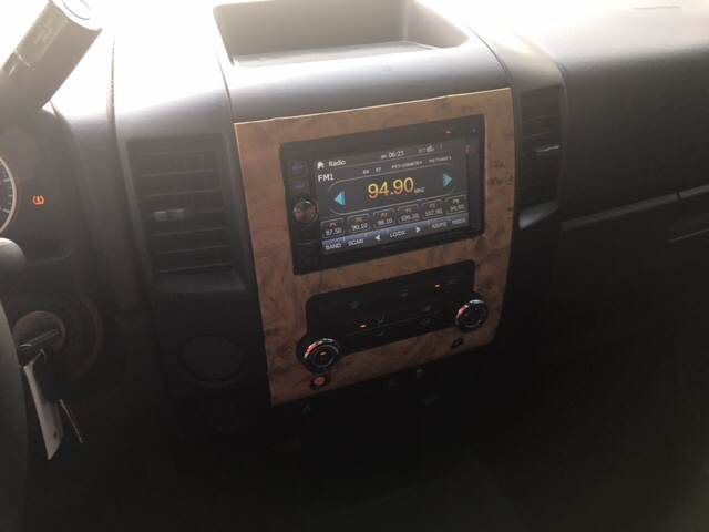 2012 Nissan Titan 4x2 SV 4dr Crew Cab SWB Pickup - Foley AL