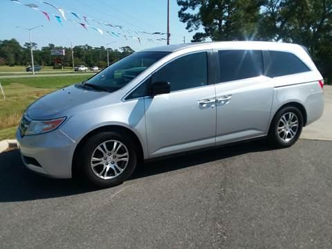 2012 Honda Odyssey for sale in Foley, AL