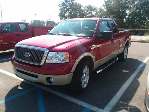 2007 Ford F-150 for sale in Foley, AL