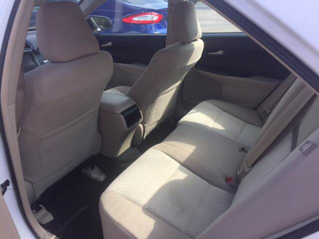 2014 Toyota Camry LE 4dr Sedan - Foley AL
