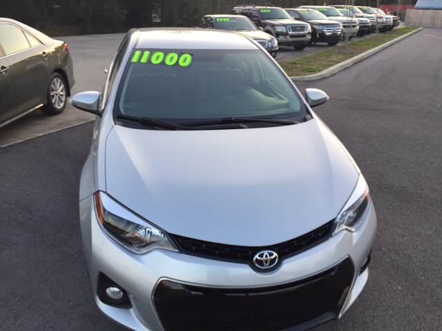 2014 Toyota Corolla S 4dr Sedan - Foley AL