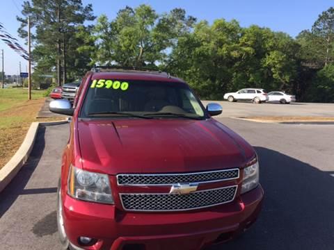 2009 Chevrolet Tahoe for sale in Foley, AL