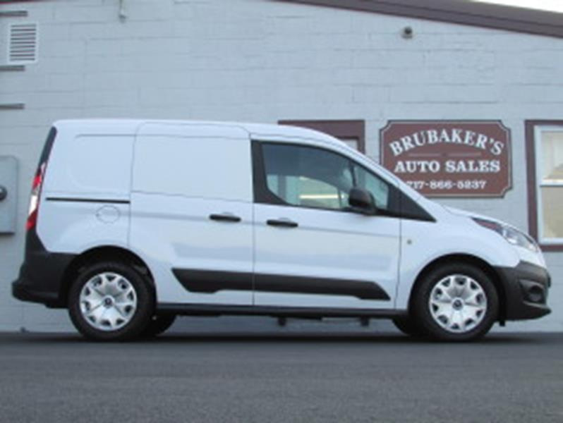2014 Ford Transit Connect Cargo Xl In Myerstown Pa Brubakers Auto