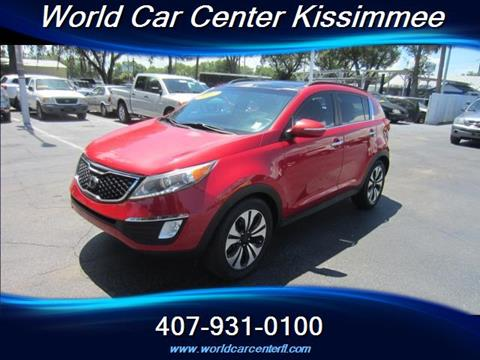 2011 Kia Sportage for sale in Kissimmee, FL