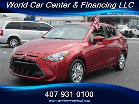2016 Scion iA for sale in Kissimmee, FL