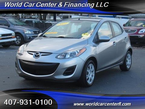 2011 Mazda MAZDA2 for sale in Kissimmee, FL