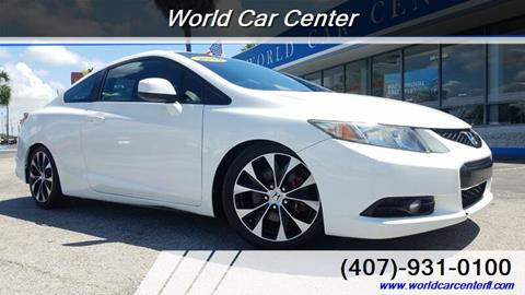 2013 Honda Civic for sale in Kissimmee, FL