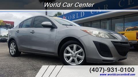 2011 Mazda MAZDA3 for sale in Kissimmee, FL