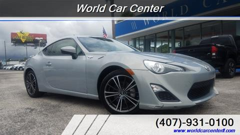 2013 Scion FR-S for sale in Kissimmee, FL