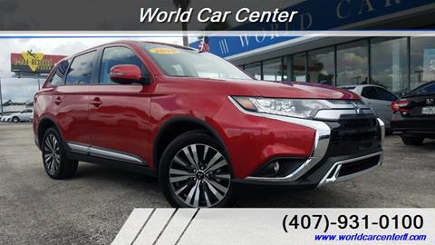 2019 Mitsubishi Outlander for sale in Kissimmee, FL