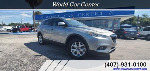2013 Mazda CX-9 for sale in Kissimmee, FL