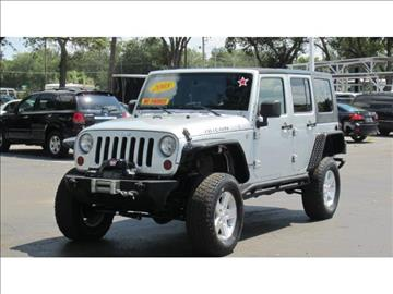 2008 Jeep Wrangler Unlimited for sale in Kissimmee, FL