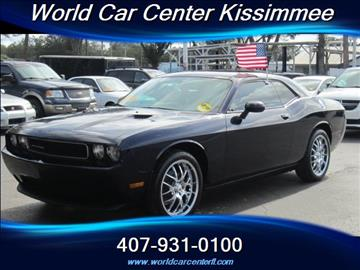 2011 Dodge Challenger for sale in Kissimmee, FL