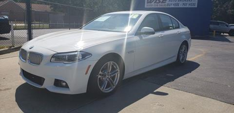 2014 BMW 5 Series for sale in Stone Mountain, GA