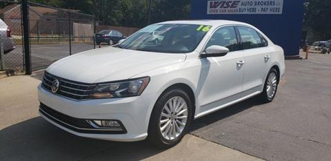 2016 Volkswagen Passat for sale in Stone Mountain, GA