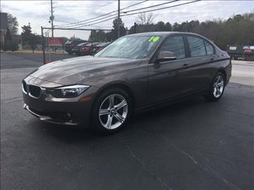 2014 BMW 3 Series for sale in Stone Mountain, GA