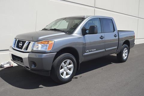 2014 Nissan Titan for sale in Idaho Falls, ID