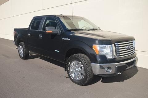 2012 Ford F-150 for sale in Idaho Falls, ID