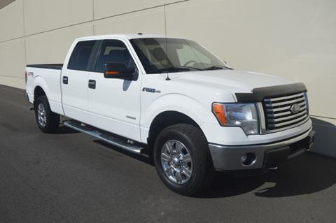 2011 Ford F-150 for sale in Idaho Falls, ID