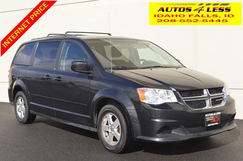 2013 Dodge Grand Caravan SXT 4dr Mini-Van In Idaho Falls ID - AUTOS