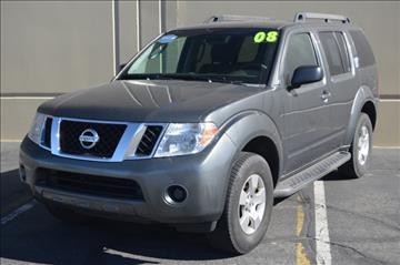 2008 Nissan Pathfinder for sale in Idaho Falls, ID
