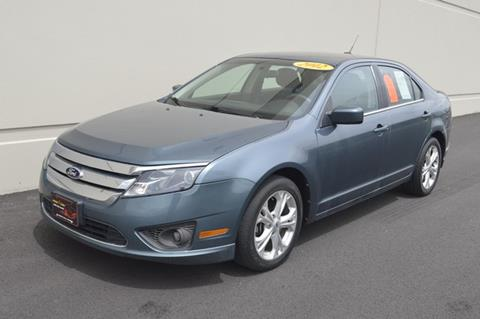 2012 Ford Fusion for sale in Idaho Falls, ID