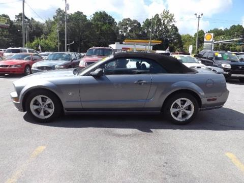 2007 Ford Mustang for sale in Panama City, FL