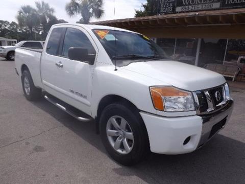 2008 Nissan Titan for sale in Panama City, FL