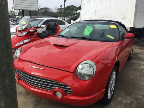 Ford thunderbird for sale in panama city fl carsforsale 2005 ford thunderbird for sale in panama city fl sciox Image collections