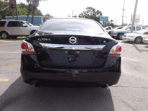 2015 Nissan Altima for sale in Panama City, FL