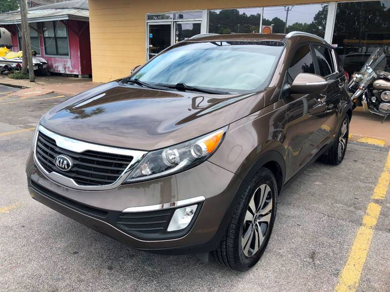 Wonderful 2013 Kia Sportage EX 4dr SUV   Panama City FL