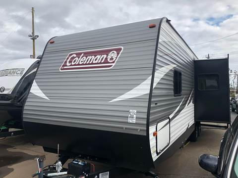 2018 Coleman Lantern Series for sale in Panama City, FL