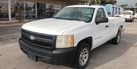 2007 Chevrolet Silverado 1500 for sale in Panama City, FL